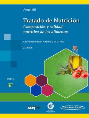 Portada de Tratado De Nutricion (t. 3): Composicion Y Calidad Nutritiva De Los Alimentos (3ª Ed.)