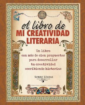 Portada de El Libro De Mi Creatividad Literaria