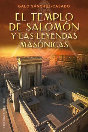 Portada de Templo De Salomon Y Las Leyendas Masonicas
