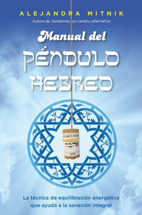 Portada de Manual Del Pendulo Hebreo