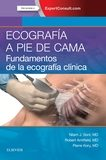 Portada de Ecografia A Pie De Cama + Expertconsult: Fundamentos De La Ecografia Clinica