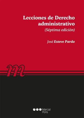 Portada de Lecciones De Derecho Administrativo (7ª Edicion)