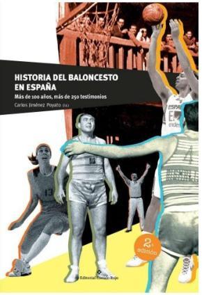 Portada de Historia Del Baloncesto En España (2ª Ed.)