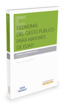 Portada de Economia Del Gasto Publico Para Mayores De Edad