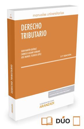 Portada de Derecho Tributario (21ª Ed.)