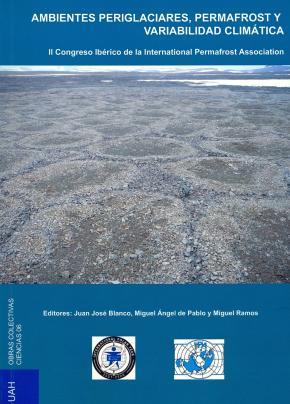 Portada de Ambientes Periglaciares, Permafrost Y Variabilidad Climatica