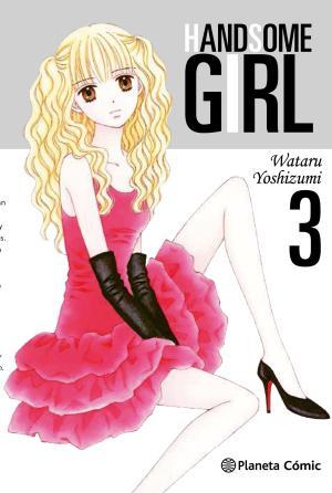 Portada de Handsome Girl Nº 03/05