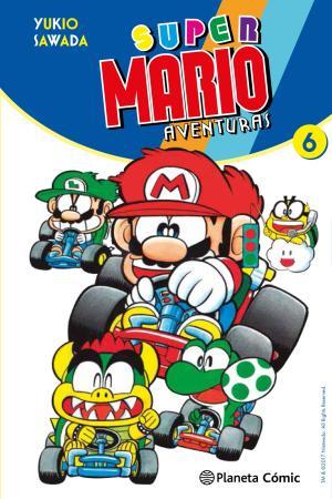 Portada de Super Mario Nº 06