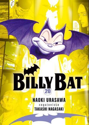 Portada de Billy Bat Nº 20