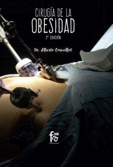Portada de Cirugia De La Obesidad (2ª Ed.)