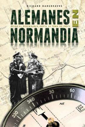 Portada de Alemanes En Normandia
