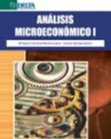 Portada de Analisis Microeconomico I