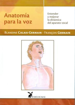 Portada de Anatomia Para La Voz