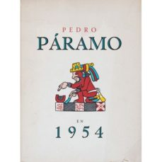 Portada de Pedro Paramo En 1954: Juan Rulfo