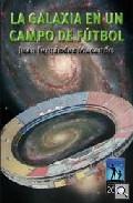 Portada de La Galaxia En Un Campo De Futbol