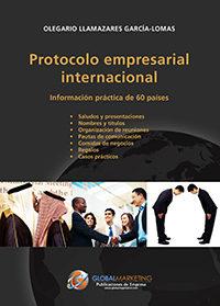 Portada de Protocolo Empresarial Internacional