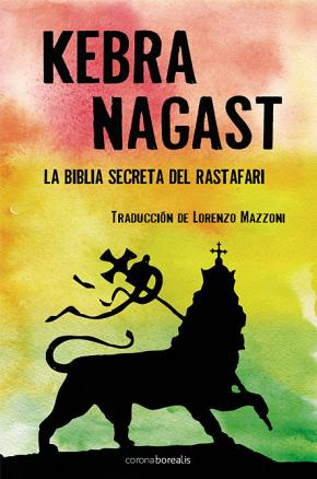 Portada de Kebra Nagast: La Biblia Secreta Del Rastafari