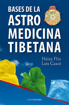 Portada de Astromedicina Tibetana