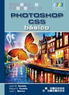 Portada de Photoshop Cs5 Basico
