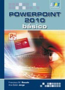 Portada de Powerpoint 2010: Basico