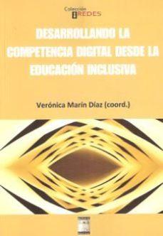 Portada de Desarrollando La Competencia Digital Desde La Educacion Inclusiva