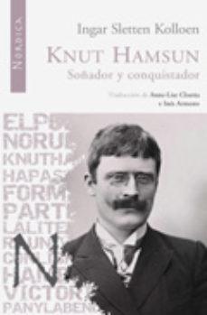 Portada de Knut Hamsun