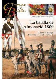 Portada de La Batalla De Almonacid 1809