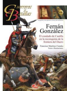 Portada de Fernan Gonzalez: El Condado De Castilla En La Reconquista De La Frontera Del Duero
