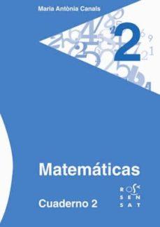 Portada de Matematicas, 1 Educacion Primaria. Cuaderno 2