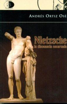 Portada de Nietzsche: La Disonancia Encarnada
