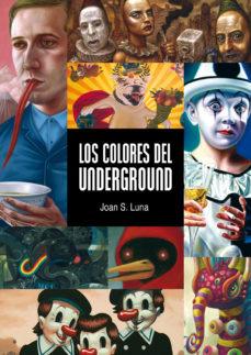 Portada de Los Colores Del Underground