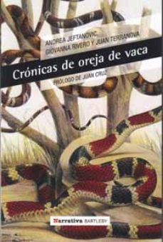 Portada de Cronicas De Oreja De Vaca