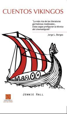 Portada de Cuentos Vikingos