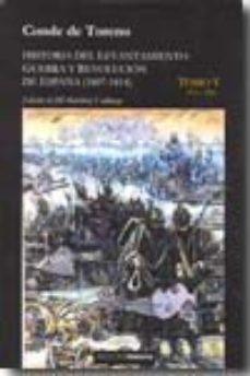 Portada de Historia Del Levantamiento: Guerra Y Revolucion De España (t. 5)