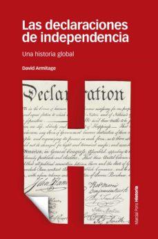 Portada de Las Declaraciones De Independencia