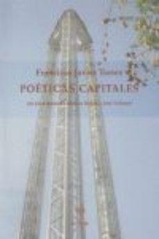 Portada de Poeticas Capitales