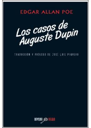 Portada de Los Casos De Auguste Dupin