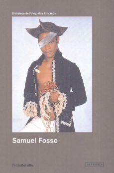 Portada de Samuel Fosso