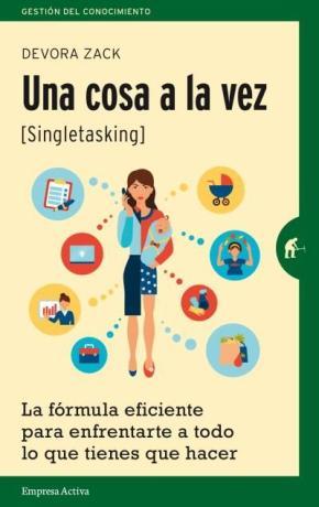 Portada de Una Cosa A La Vez (singletasking)