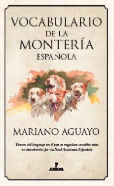 Portada de Vocabulario General De La Monteria Española