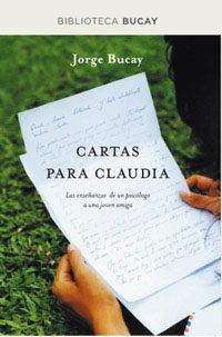 Portada de Cartas Para Claudia