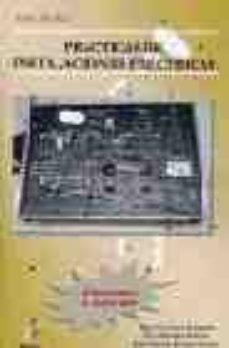 Portada de Practicas De Instalaciones Electricas