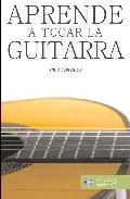 Portada de Aprende A Tocar La Guitarra (incluye Cd-audio)