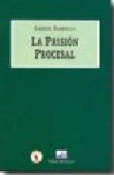 Portada de La Prision Procesal