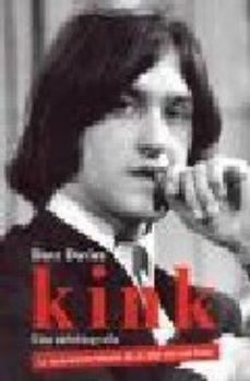 Portada de Kink: Una Autobiografia
