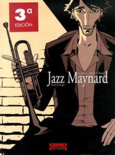 Portada de Jazz Maynard Nº1: Home Sweet Home (3ª Ed)