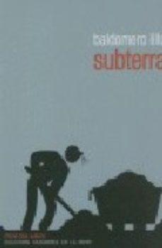 Portada de Subterra