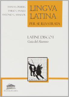 Portada de Latine Disco I. Guia Del Alumno.(curso Inicial 4ºeso/1ºbac)