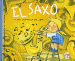 Portada de El Saxo Y Otros Instrumentos