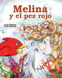 Portada de Melina Y El Pez Rojo